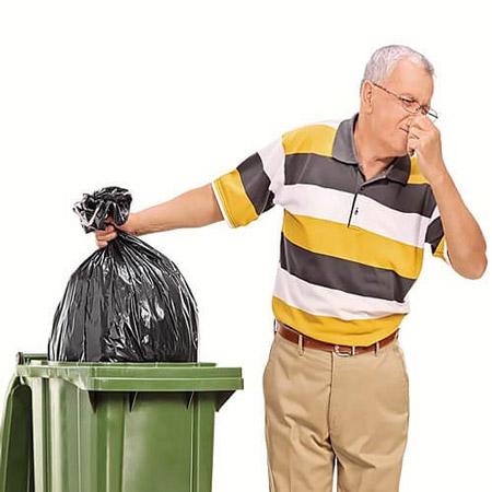 بوی بد سطل زباله, از بین بردن بوی بد سطل زباله, بهترین روش های رفع بوی سطل زباله