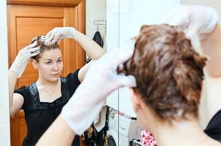 چه مدت بعد از کاشت مو میتوان رنگ کرد, بعد از کاشت مو میتوان رنگ کرد, کاشت مو, رنگ کردن مو قبل و بعد کاشت مو