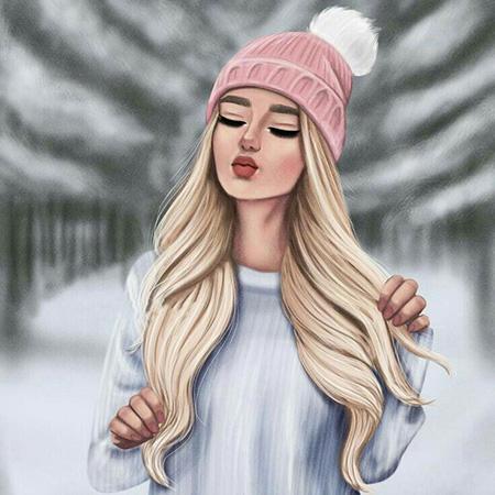 عکس پروفایل برای دختران, عکس پروفایل ها بدون متن, عکس پروفایل های زیبا و دیدنی