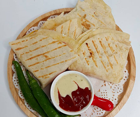 طرز تهیه نان ترتیلا با ذرت, طرز تهیه نان ترتیلا مکزیکی, نان ترتیلا چیست