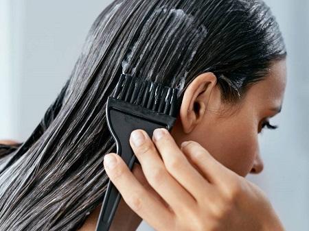 پاک کردن رنگ مو, برای پاک کردن رنگ مو از پوست, شامپوی پاک کردن رنگ مو