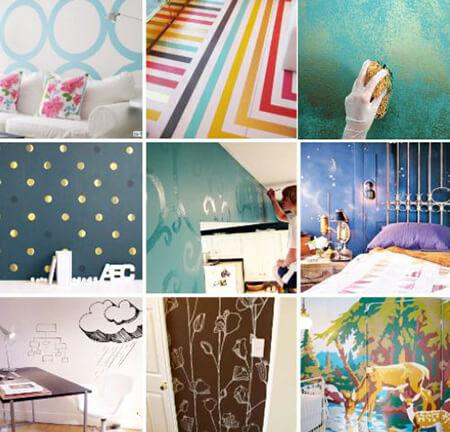 انواع نقاشی ساختمان, آشنایی با انواع نقاشی ساختمان, معرفی انواع نقاشی ساختمان