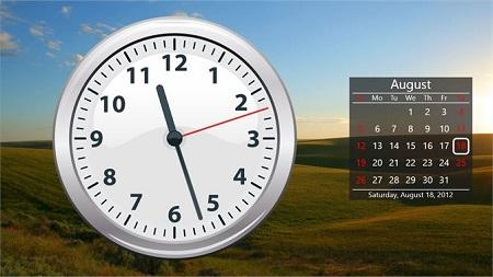 مشکل تنظیم ساعت ویندوز, نحوه تنظیم ساعت ویندوز, تنظیم ساعت و تاریخ در ویندوز 10