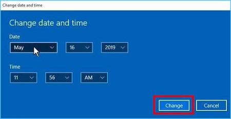آموزش تصویری تنظیم ساعت و تاریخ در ویندوز, تنظیم ساعت و تاریخ ویندوز ۷, ۸ و ۱۰, نحوه تنظیم ساعت و تاریخ