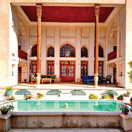 خانه ملاباشی اصفهان, خانه تاریخی ملاباشی اصفهان, خانه معتمدی