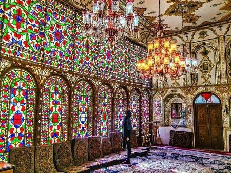 خانه تاریخی ملاباشی اصفهان, خانه معتمدی, تاریخچه خانه ملاباشی