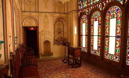 ویژگی های خانه ملاباشی, خانه ملاباشی, خانه ملاباشی اصفهان
