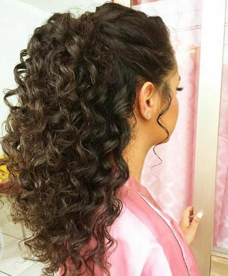 کرلی مو ,کرلی مو چیست,براشینگ کرلی ,آموزش شیوه كرلي كردن مو