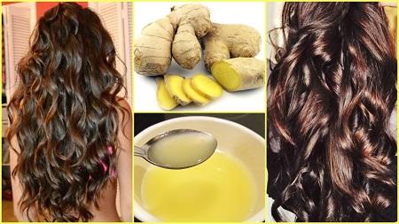 رشد و تقویت موها با زنجبیل, عوارض زنجبیل, استفاده از ماسک زنجبیل و رشد مو